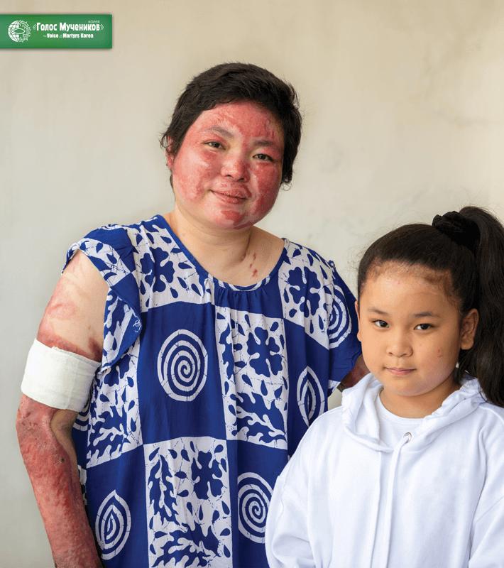 Християнка з Індонезії, яка вижила після нападу на церкву продовжує благовістити
