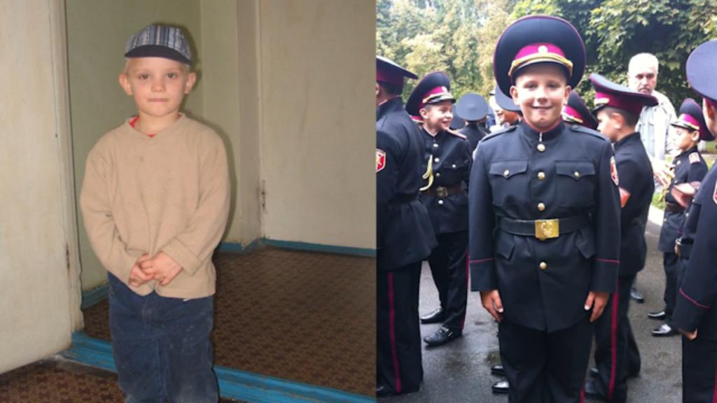 Діти до і після усиновлення: зворушливі фото. Частина друга