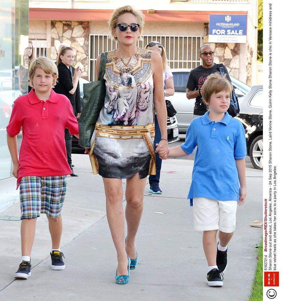 Хороший приклад: прийомні діти знаменитостей