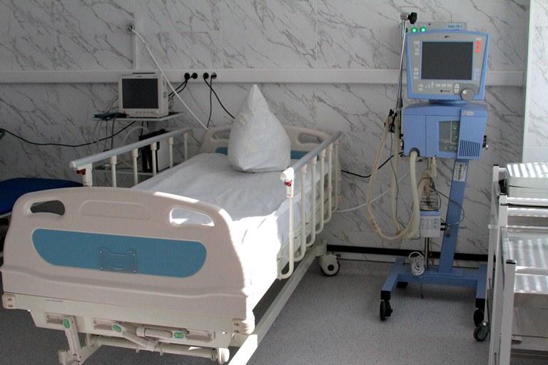 В обласній лікарні презентували оновлене приймальне відділення європейського зразка