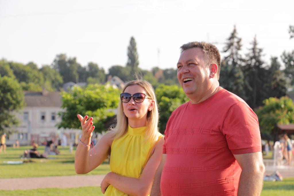 Черкащани проїхалися велопробігом на підтримку сімейних цінностей